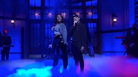 Chance The Rapper Hosts 'SNL' / Performs With Megan Thee Stallion [Videos]