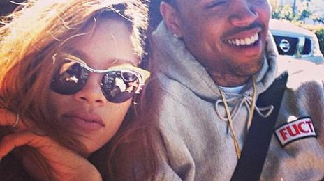 Rihanna Shows Chris Brown Support & Divides Fans / He Responds