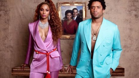 Ciara & Russell Wilson Transform Into Beyonce & Jay-Z For Halloween