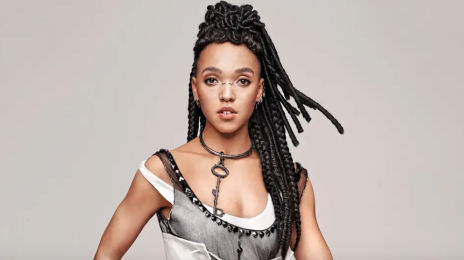 FKA Twigs Performs 'Cellophane' On 'Fallon'