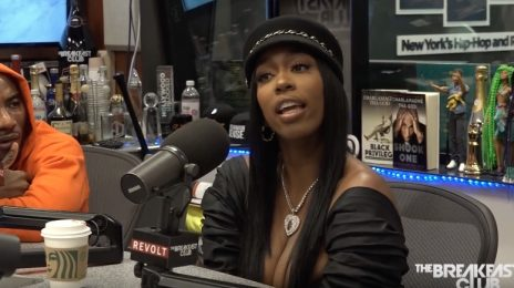 Kash Doll Visits 'The Breakfast Club' / Dishes On Debut Album, Stripping Past, Oppressive Contracts, & More