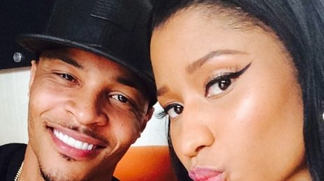 T.I. Says Nicki Minaj Shouldn't Be on 'Greatest Rappers of All-Time' List / #Barbz Attack