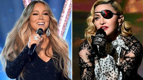 Mariah Carey Moves Past Madonna On 'RIAA Most Certified' List, Second Only to Streisand Among Women