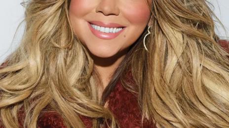 Mariah Carey Pushes Diane Warren On The Red Carpet?