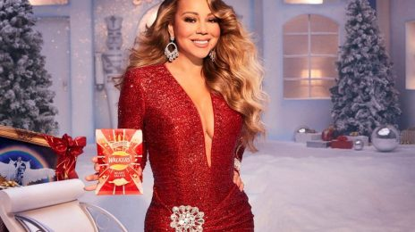 Mariah Carey Unveiled As Star Of Walkers Crisps Christmas Campaign