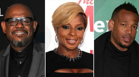 Mary J. Blige, Forest Whitaker, & Marlon Wayans Round Out Cast of Jennifer Hudson-Led Aretha Franklin Biopic