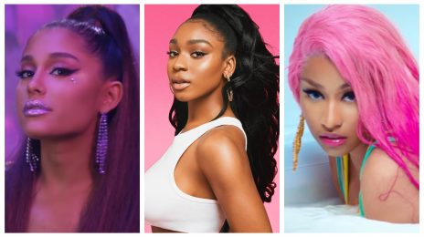 Ariana Grande Previews Normani & Nicki Minaj Collaboration 'Bad To You' [Listen]