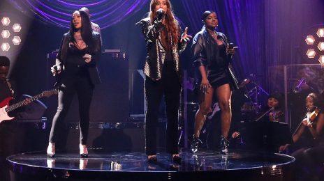 Original Sugababes Make TV Comeback With Incredible 'Flowers' Performance On 'Graham Norton' [Video]