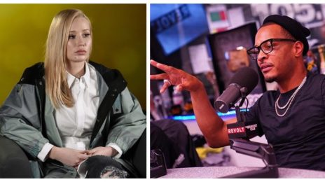 """T.I. On Iggy Azalea: She """"Switched Up"""" When She Realized She Didn't Need Black Approval"""