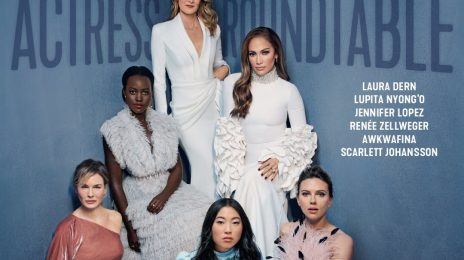 Lupita Nyong'o & Jennifer Lopez Rock The Hollywood Reporter Actress Roundtable