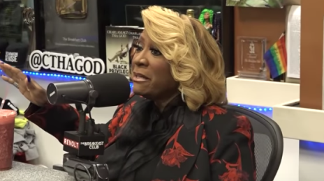 Watch: Patti Labelle Visits...'The Breakfast Club'