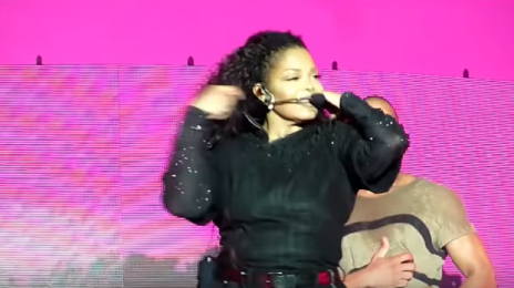 Watch: Janet Jackson Live In Australia