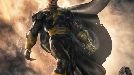 The Rock Reveals 'Black Adam' Release Date