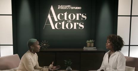 Watch: Alfre Woodard & Cynthia Erivo Team Up For 'Actors & Actors'