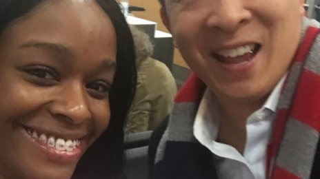 Azealia Banks Meets Andrew Yang
