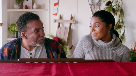 'Christmas Winter Song':  Ashanti's Lifetime Movie a Ratings Winner