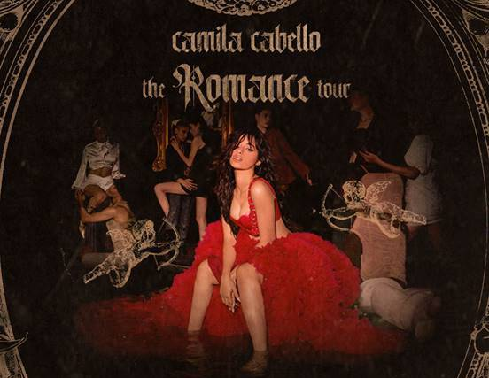Image result for camila cabello romamnce