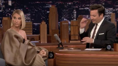 Celine Dion Talks 'Courage' Comeback & More On 'Fallon'