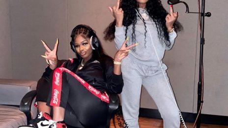 The City Girls Return To The Studio