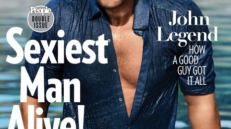 John Legend Named PEOPLE's 'Sexiest Man Alive' 2019