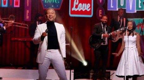 Did You Miss It? John Legend Performs 'Bring Me Love' on 'Ellen' [Watch]