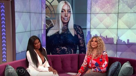 "Kenya Moore Roasts Nene Leakes: ""She Needs To Worry About Her Own Marriage"""