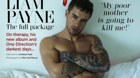Liam Payne Strips Down For Hugo Boss Underwear Campaign / Talks Solo Music, Therapy, & More With GQ