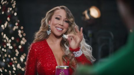 Mariah Carey Debuts Hilarious Walkers Crisps Christmas Commercial [Video]