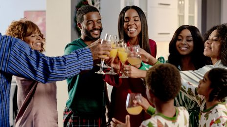 Trailer #2:  Kelly Rowland's Lifetime Holiday Film 'Merry Liddle Christmas' [Watch]