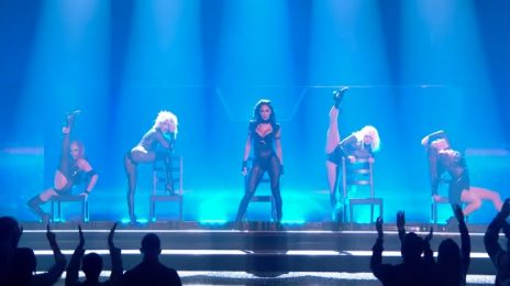 Pussycat Dolls Rock 'X Factor' With Reunion Performance / Debut New Song 'React'