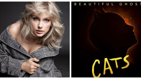 Taylor Swift Announces 'CATS' Movie Single 'Beautiful Ghosts'