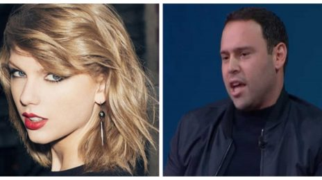 Scooter Braun Pens Open Letter To Taylor Swift Over Rift; Says His Family Are Receiving Death Threats