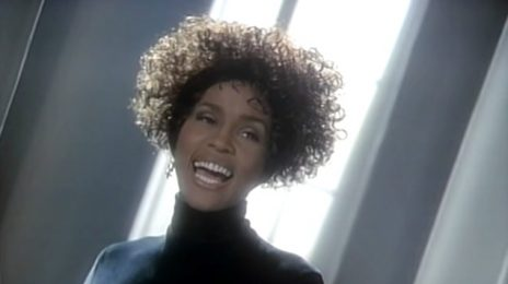 From The Vault: Whitney Houston - 'All The Man I Need'