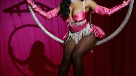 Normani Scorches In New Shots From 'Diamonds' Video With Megan Thee Stallion