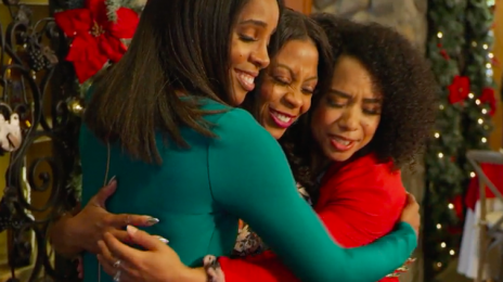 Kelly Rowland's 'Merry Liddle Christmas' A Ratings Winner for Lifetime