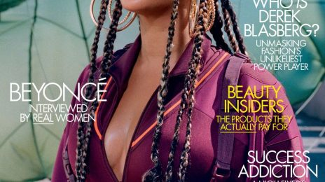 Beyonce Covers ELLE / Talks Ivy Park, Body, Business, & Pregnancy Rumors