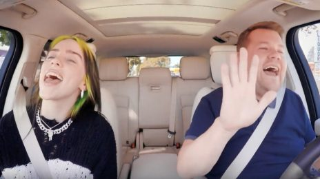 Billie Eilish Belts 'Bad Guy' & More On 'Carpool Karaoke' [Video]