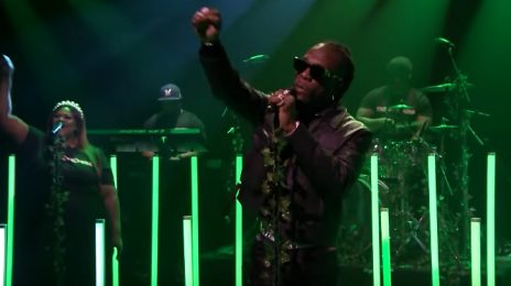 Burna Boy Celebrates GRAMMY Nomination With Blazing Performance Of 'Anybody' & More On 'Fallon'