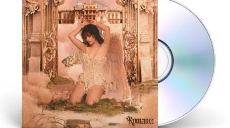 Camila Cabello Releases FIFTH 'Romance' Alternate Album Cover In Bid For #1