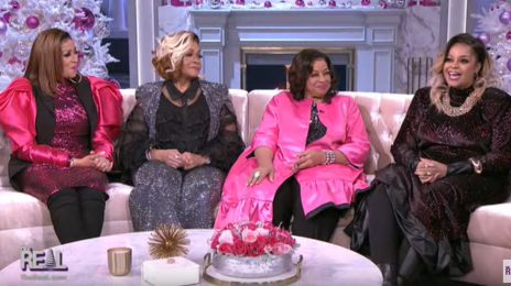 The Clark Sisters Stop By 'The Real' / Recruit Jermaine Dupri For Reunion Album [Watch]