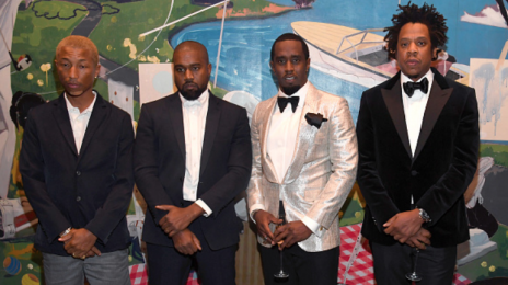 Diddy Hosts 50th Birthday Bash: Beyonce, Jay-Z, Kanye West, Mary J. Blige, Usher, Cardi B, Lil Kim, & More