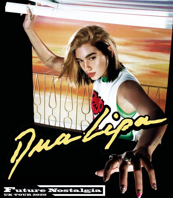 Dua Lipa Don T Start Now: Dua Lipa Announces 'Future Nostalgia' Album & Tour Dates
