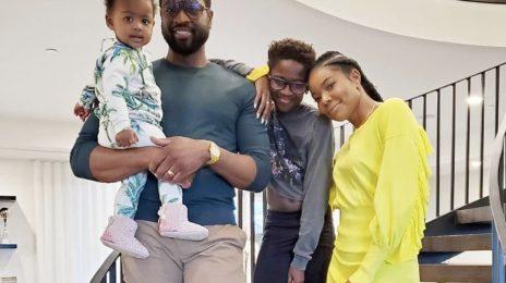 Dwayne Wade Defends Gay Son