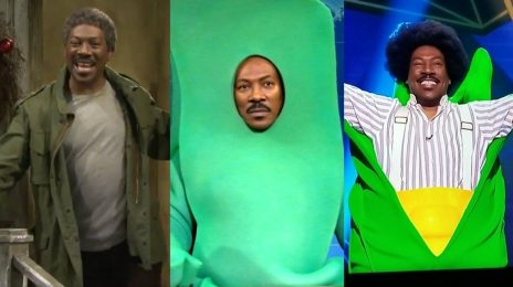 Eddie Murphy Makes Triumphant To 'Saturday Night Live' [Videos]