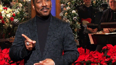 Eddie Murphy Pushes 'Saturday Night Live' Ratings To Record High
