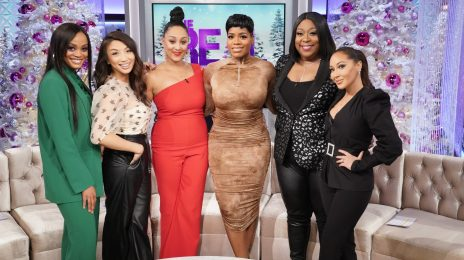 Fantasia Dishes on Marriage, Motherhood, & Why 'Sketchbook' Tour Will Be Her Last on 'The Real' [Video]