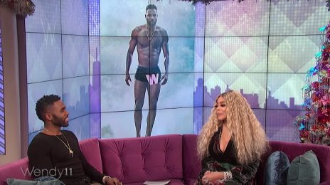 Jason Derulo Visits 'Wendy' / Dishes On 'CATS' Movie & Manhood