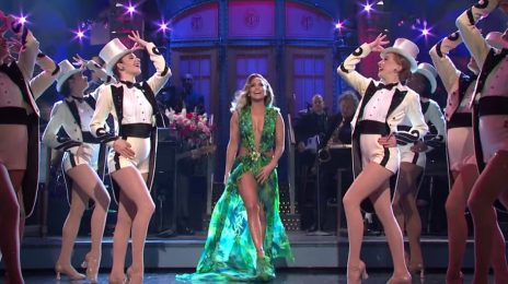 Jennifer Lopez Rocks Saturday Night Live [Videos]