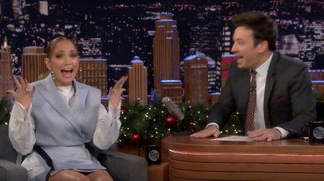 Jennifer Lopez Teases Super Bowl Halftime Show Surprises On 'Fallon'