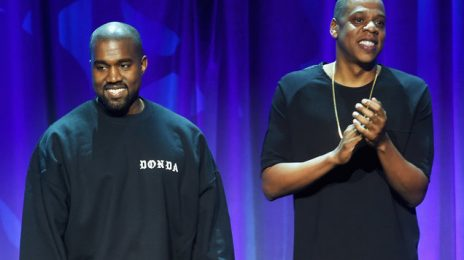 Jay-Z & Kanye West Squash Beef; Back In Business Together
